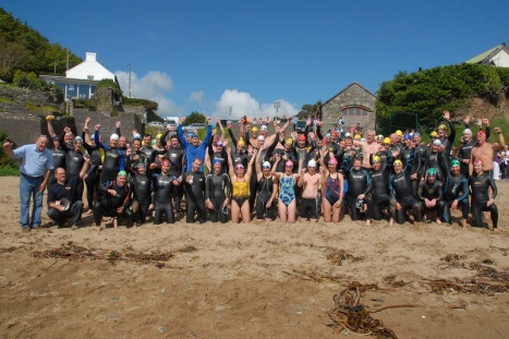 Photograph – Myrtleville Swimmers